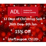 12 Days of Christmas Sale Coming End of Year!