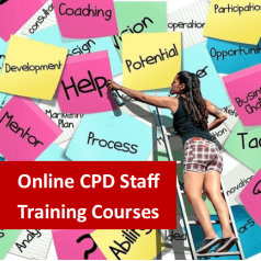 Staff Training Courses