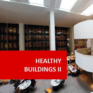 Healthy Buildings II - Building Environment & Health 100 Hours Certificate Course
