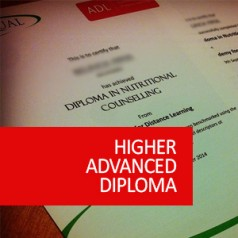 Higher Advanced Diploma