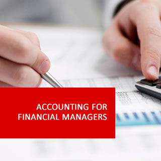 Accounting for Financial Managers 120 Hours Certificate Course