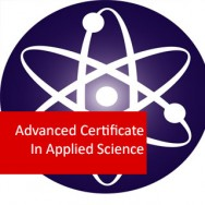 Advanced Certificate In Applied Science