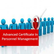 Advanced Certificate In Personnel Management VBS003
