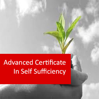 Self Sufficiency 400 Hours Advanced Certificate Course