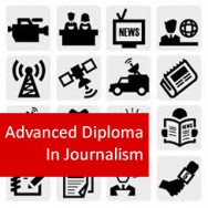 Advanced Diploma In Journalism