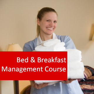 Bed and Breakfast Management 100 Hours Certificate Course