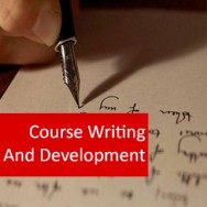 Course Writing And Development