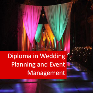Diploma in Wedding Planning and Event Management VTR014