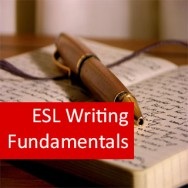 ESL Writing Fundamentals 100 Hours Certificate Course