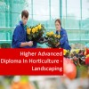 Horticulture - Landscaping 1200 Hours Higher Advanced diploma