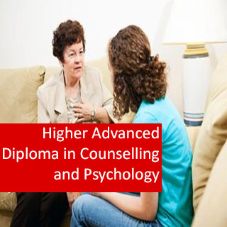 Counselling and Psychology 1200 Hours Higher Advanced Diploma