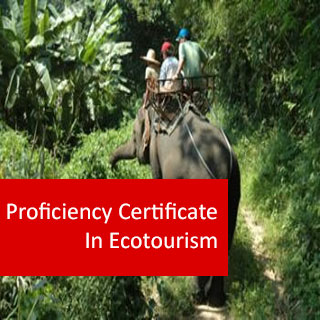 Ecotourism 200 Hours Proficiency Certificate Course