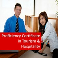Proficiency Certificate in Tourism & Hospitality
