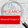 Research Project II 100 Hours Certificate Course