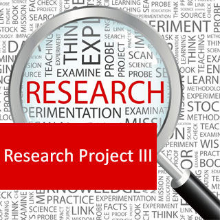 Research Project III 100 Hours Certificate Course