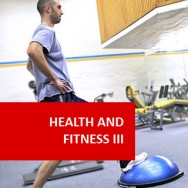 Health & Fitness III 100 Hours Certificate Course