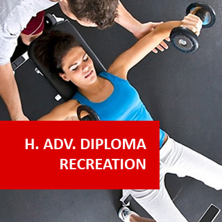 Recreation Studies - Fitness 1200 Hours Higher Advanced Diploma