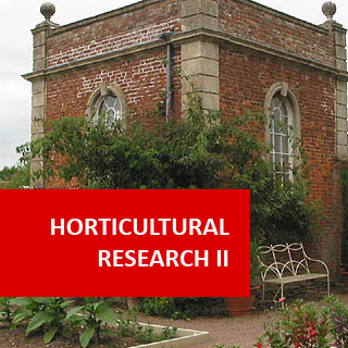 Horticultural Research II 100 Hours Certificate Course