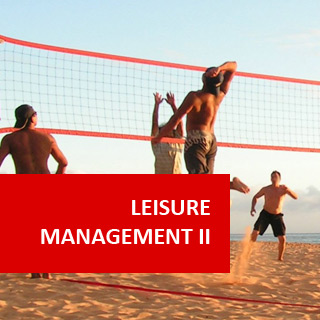 Leisure Management II 100 Hours Certificate Course