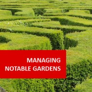 Managing Notable Gardens 100 Hours Certificate Course