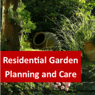 Residental Garden Planning and Care