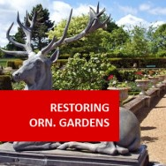 Restoring Established Ornamental Gardens 100 Hours Certificate Course