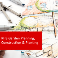 RHS Level 3 Certificate in the Principles of Garden Planning, Construction and Planting (Theory)