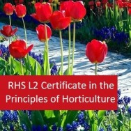 RHS Level 2 Certificate in the Principles of Horticulture
