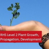 RHS Level 2 Certificate in the Principles of Plant Growth, Propagation and Development (Theory)