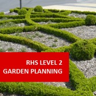 RHS L2 Principles of Garden Planning, Establishment, Maintenance VHT039