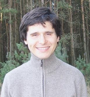 Aleksandr Klyashitsky course tutor