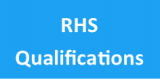 RHS Qualifications Courses