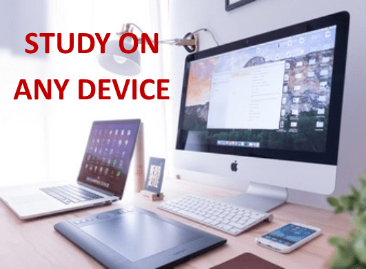 Study on any device