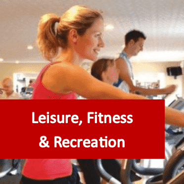 Links to Leisure, Fitness and Recreation courses category