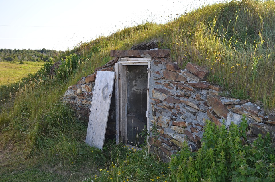 root cellar in newfoundland