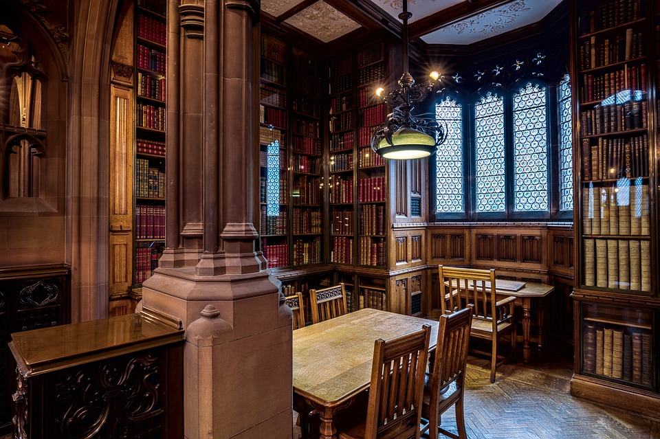 The John Rynalds Library