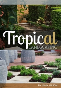 Tropical Landscaping cover of eBook of house garden