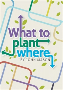 What to Plant ebook cover abstract drawing of plants