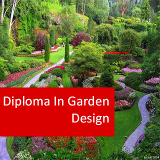 Diploma In Garden Design Course online | Landscaping