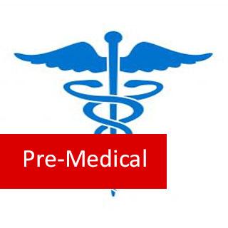 Pre medical coursework