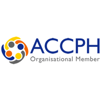 ACCPH Accredited Course Provider Logo