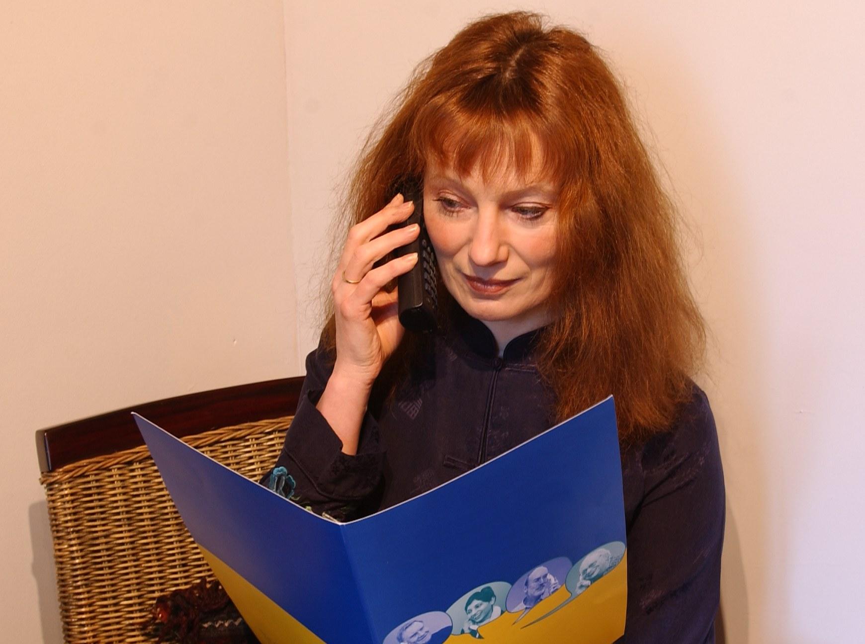 Iona Lister course tutor