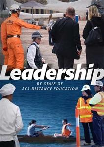 Leadership men showing leadership